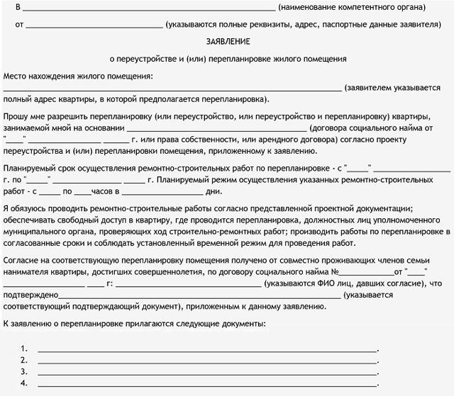 Исковое заявление на узаконивание перепланировки квартиры: образец документа, судебная практика