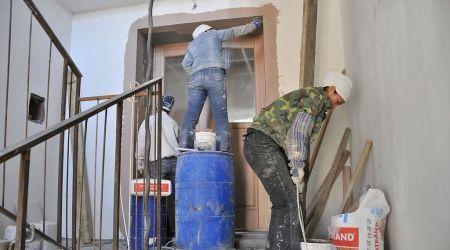 Как заставить управляющую компанию сделать ремонт в подъезде многоквартирного дома: образец заявления