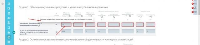 Инструкция по заполнению новой формы 22-ЖКХ (сводная): образец бланка. Административная ответственность за нарушения