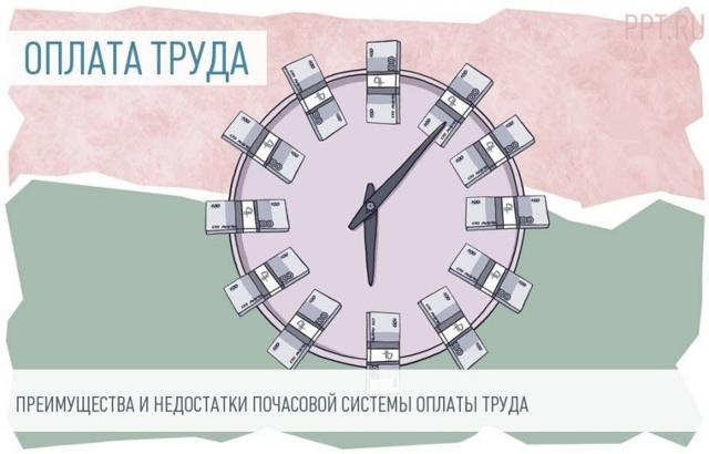 Почасовая оплата труда в трудовом договоре: расчет, порядок оформления, образец документа