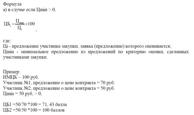 Критерии оценки заявок на участие в конкурсе: стоимостные и нестоимостные, срок рассмотрения