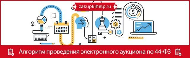 Открытый аукцион в электронной форме по 44-ФЗ: понятие, правила и порядок проведения
