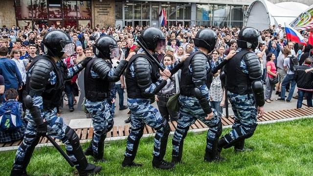 Несанкционированный митинг: состав преступления, административная ответственность по статье 20.2 КоАП РФ