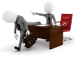 Уведомление об увольнении работника: образец документа. Как правильно сообщить сотруднику о расторжении трудового договора?